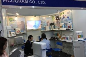 Samju Trading gặp gỡ Picogram Hàn Quốc tại triển lãm Viet Water!