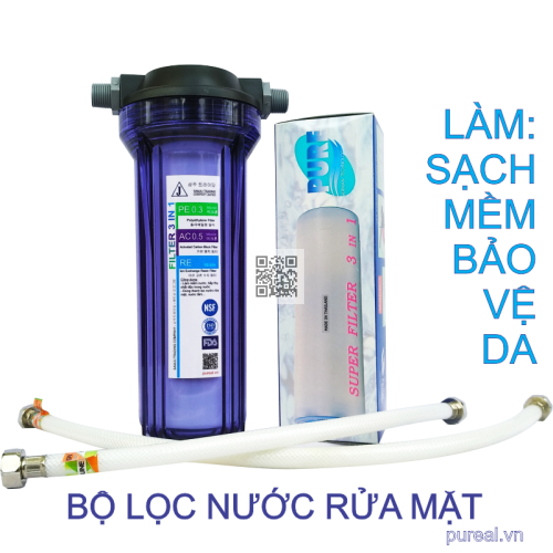 Bộ lọc 3in1